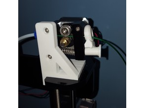 Bowden Motor Mount for Anet A8