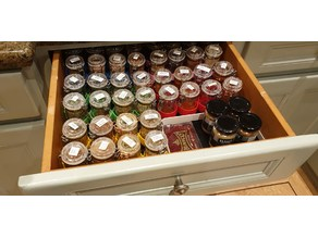 Spice Draw Organiser