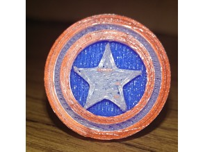Captain America Ring