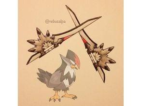 Staraptor Blade