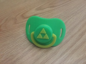 tri-force pacifier