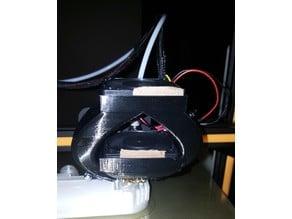 CR-10 50mm Fang Fan Mount/Duct/Shroud