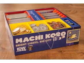 Machi Koro Box Organizer