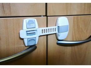 Ikea Patrull locking strap.