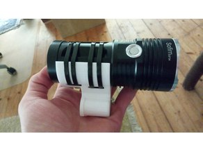 Sofirn Bicycle Flashlight Holder