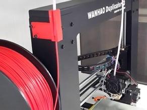 Wanhao Duplicator i3 upward filament tube holder