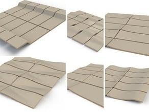 Modular tiles