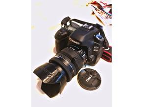 Canon EF-S 18-55mm f/3.5-5.6 Lens Hood