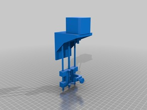 z axis for plotter