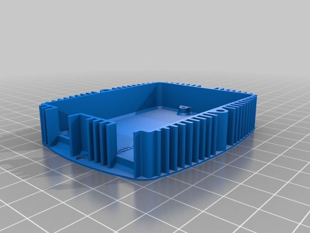 Arduino uno r case by j max thingiverse