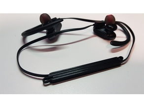 BW-BTS3 strap tidy Wireless headphone Cable Shortener