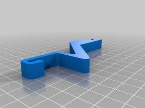 EasyThreed Nano Spool Holder - Modification