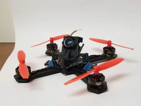 Cavity3d Micro racing drone frame