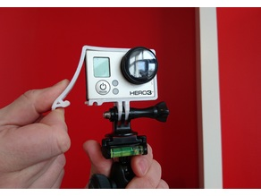 Quick Release GoPro Hero Frame