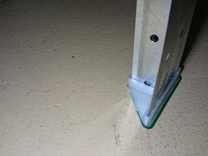 Feet for Supercheap Auto shelves