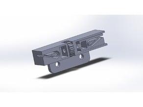 Belt tensioner for 3d Printer