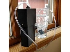 Portable Live bait / Minnow Aerator