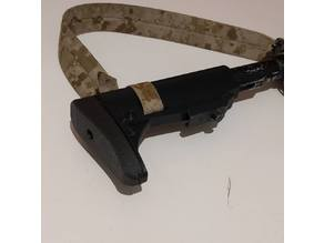 M4/AR15 Compatible Airsoft Lightweight Stock