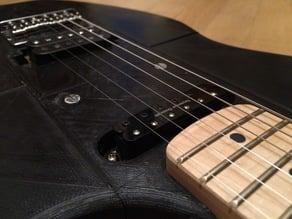 Baco PG-2 - 3D Printed Guitar