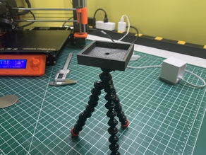 Wyze cam tripod mounting plate