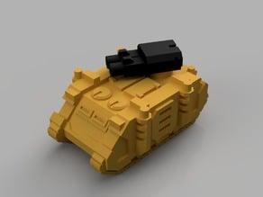 Razorback Transport Vehicle for Epic 40K (6mm scale)