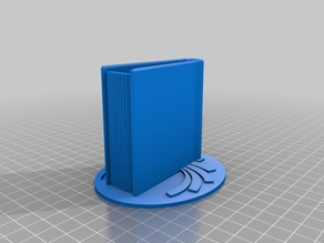 Virginia Beach Public Library Bookmark Stand