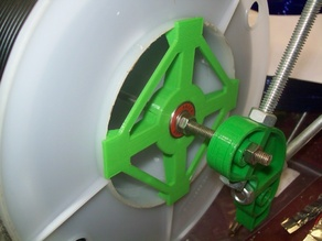 Parametric Spool Adapter for large-bore spools
