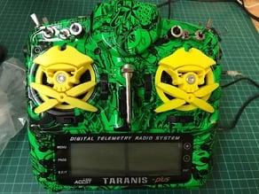 Taranis X9D Gimbal Protector | Hirates FPV Crew Edition