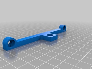 Sturdier Any size fan mount for 20mm Extrusion
