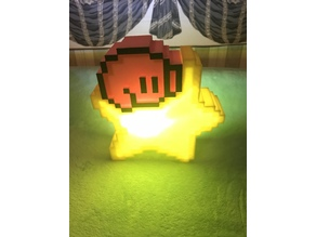 Kirby Star Night Light
