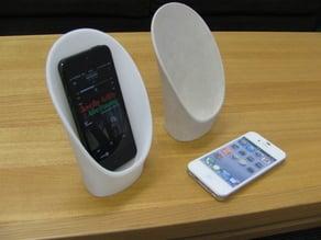 megaphone for smartphone.