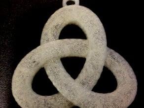 celtic loveknot pendant