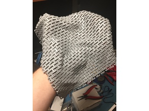Customized Chain Mail for my Lulzbot TAZ6