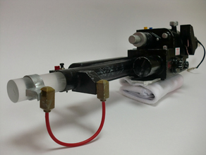 Ghostbusters Proton Pack Neutron Thrower