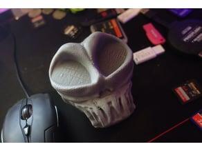 Better alien skull
