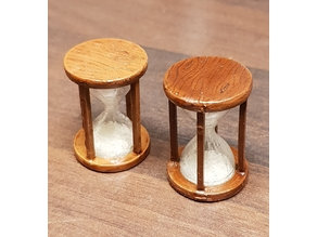 Functional Hourglass (Mice & Mystics)