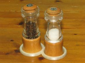 Salt & Pepper Mill Coaster