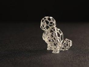 Voronoi Squirtle