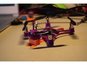 JBFPV Prototype v2 with Eachine TX01 - TX02 - TX03 Mount