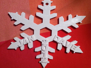 Snowflake 2012