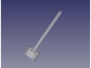 self watering tool - well designed - water tight no sealing needed - PET bottles