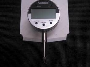 Lulzbot TAZ Dial Indicator Mount