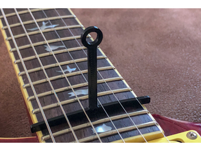 Guitar Under String Radius Gauges