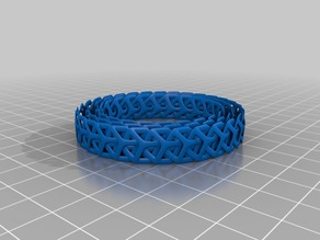 Cubelink Bracelet Three Sizes