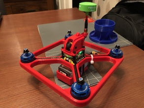 200mm 3D Printed Quadcopter