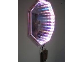 multicolor infinity mirror