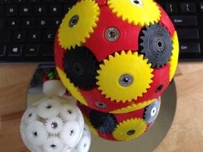 2x Size Sphere Gear