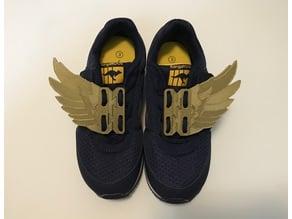 quick tie shoe wings