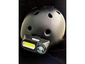 Helmet Headlight Holder