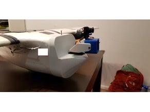 MFD Nimbus 1800 alternative nose with GoPro Session mount